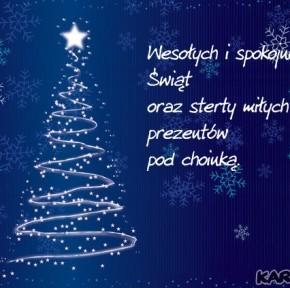 Prezentuję ostatnie świąteczne porady