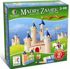 Prezentuję zamek dla małych i dużych