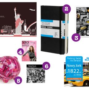 Prezentuję 7 pomysłów na prezent dla wielbicieli Nowego Jorku