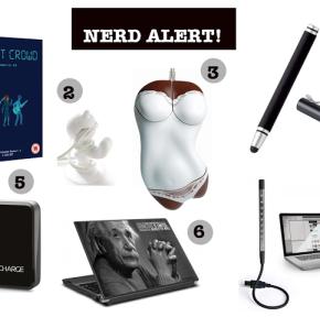 Prezentuję 7 prezentów dla nerdów