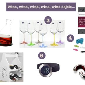 Prezentuję 7 pomysłów na prezent dla konesera wina