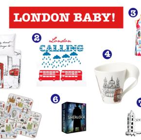 Prezentuję 7 pomysłów na prezent dla wielbicielek Londynu