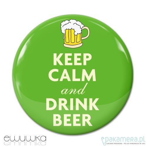 otwieracz keep calm