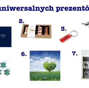 Prezentuję 7 uniwersalnych prezentów, które nie będą siękurzyć