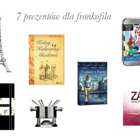 Prezentuję 7 prezentów dla frankofila