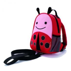Prezentuję plecak dla małego podróżnika