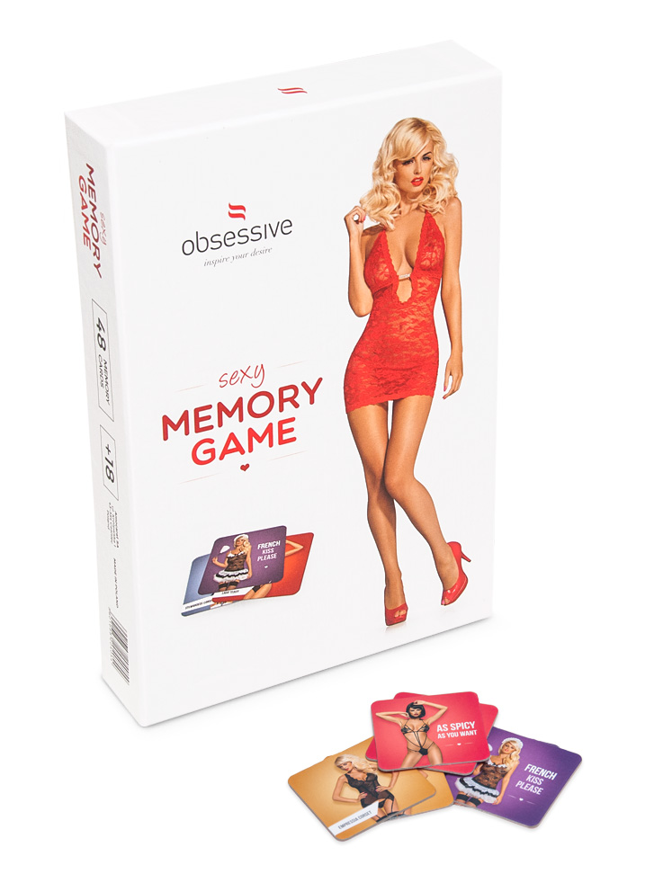 sexy memory game