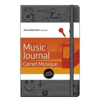 Moleskine Passions Music