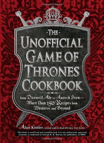 gra o tron książka kucharska