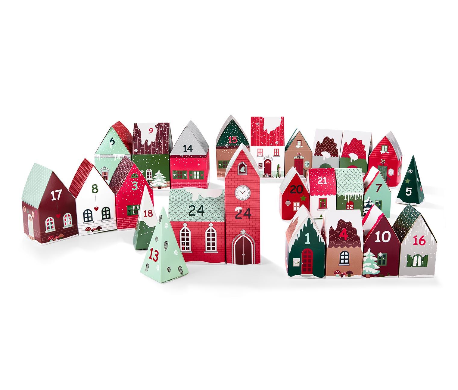 kalendarz tchobo domki