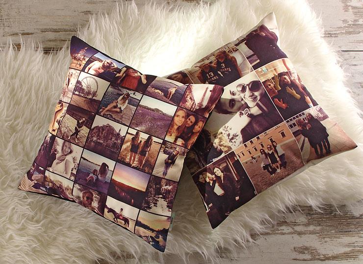 poduszka ze zdjęciami