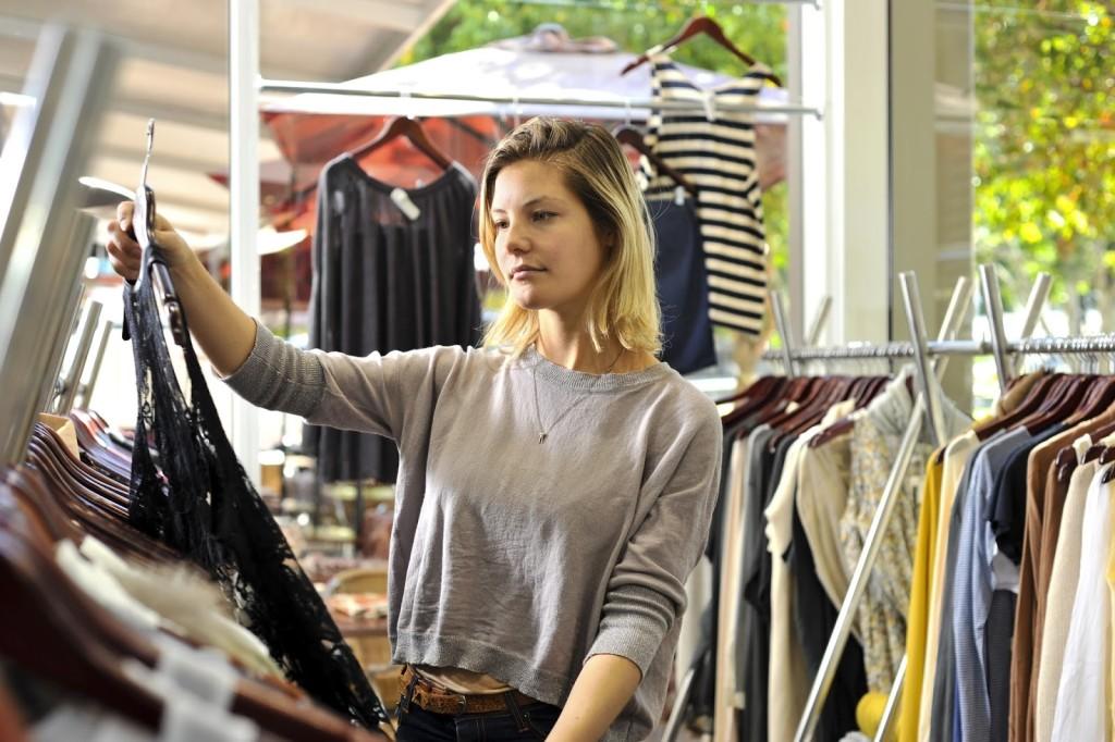 przegląd szafy i zakupy ze stylistką