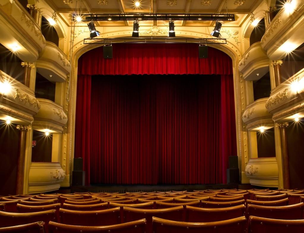 wieczór w teatrze dla dwojga