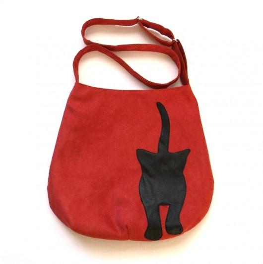torebka z kotem