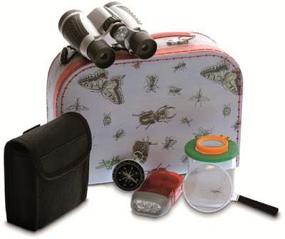 walizka małego odkrywcy
