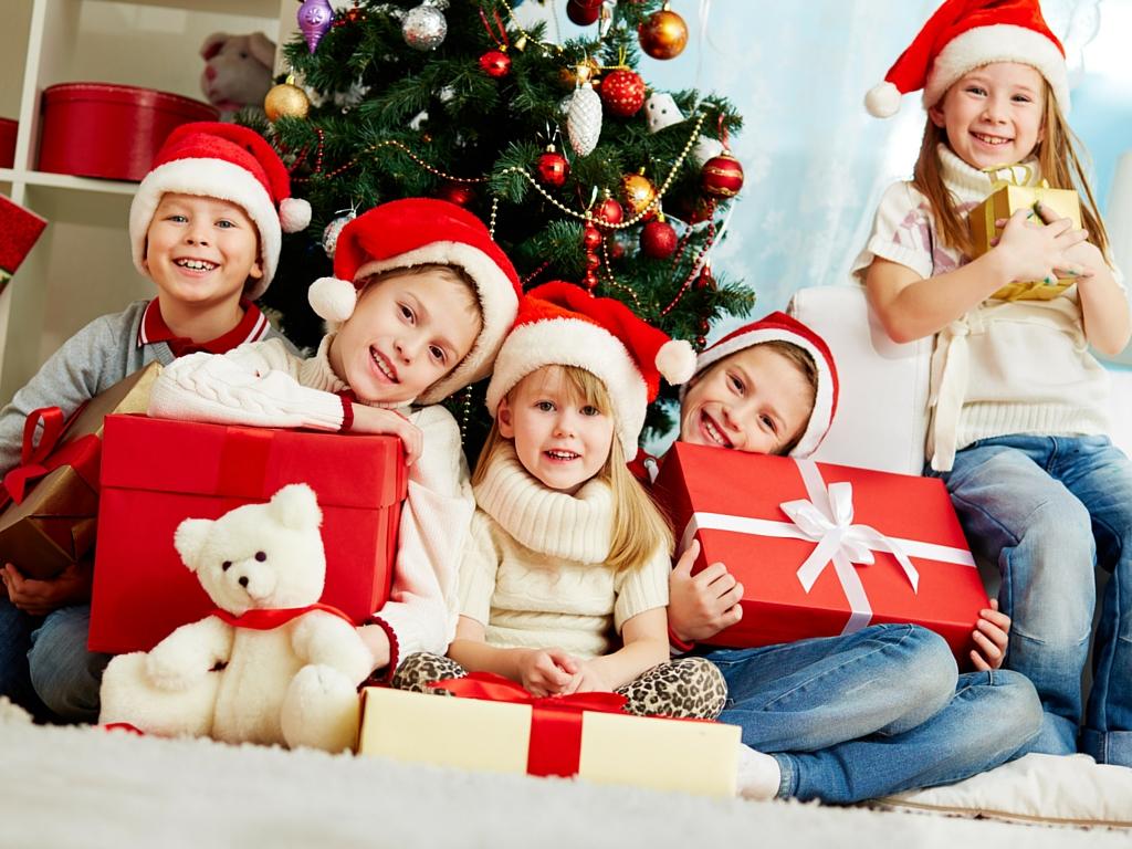 prezenty swiateczne dla dzieci
