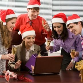 """Święta w korporacji czyli żadnego """"Merry Christmas""""!"""