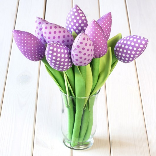 tulipany bukiet pakamera