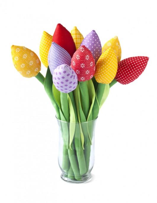 tulipany pakamera