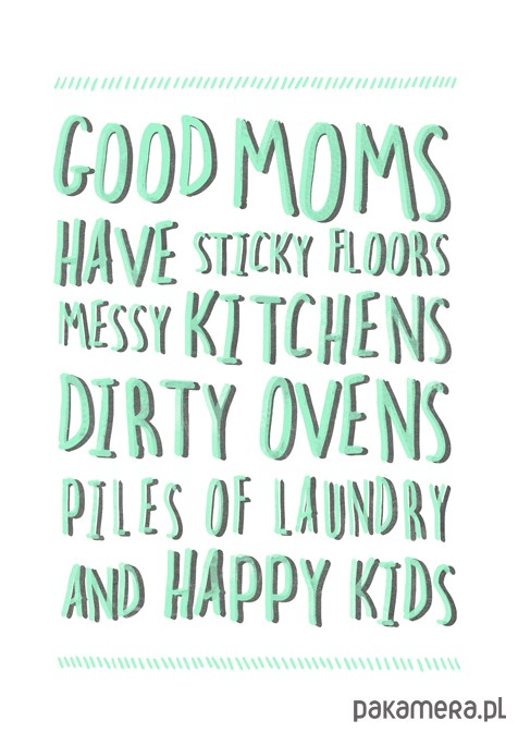 plakat good moms