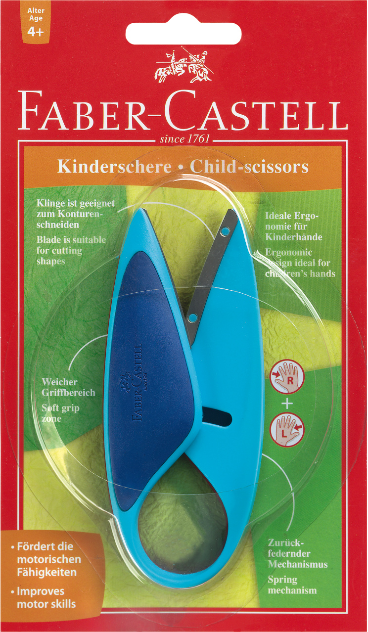 Pre-school scissors